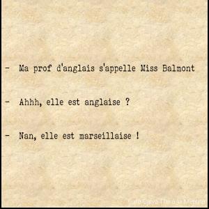 papyrus prof anglais