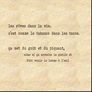 papyrus rêves