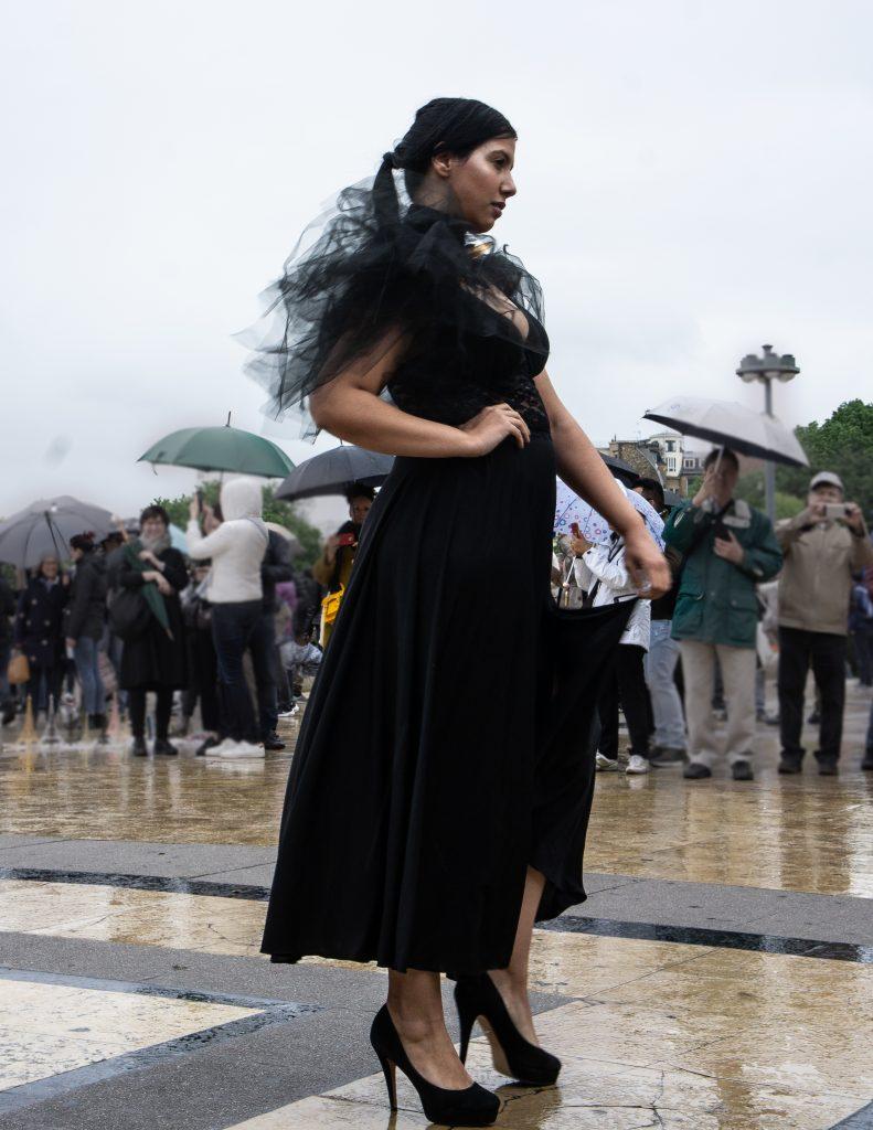 the all size catwalk Paris