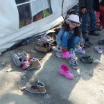Enfants, Réfugiés, Moria, Lesvos, Syrie, Grèce