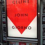Affiche Céline aime John Giorno