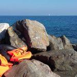 life jackets Lesvos