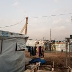 refugees camp in Lebanon